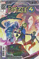 Fantastic Four 4 #1 2099 Variant Cover Marvel Comics 2019
