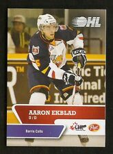 AARON EKBLAD 2013-14 Post Cereal ROOKIE Hockey Barrie Colts Florida Panthers