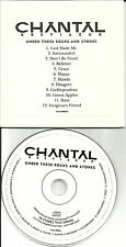 CHANTAL KREVIAZUK Under these DIFF TRK SEQUENCE ULTRA RARE ADVNCE PROMO DJ CD 97