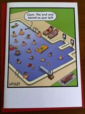 Humour Funny Birthday Greeting Card good For a Humorous Happy Birthday Card