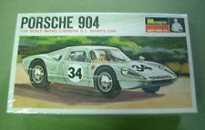 VINTAGE PORSCHE 904 MODEL KIT MONOGRAM SC 1:24 MIB RARE