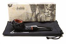Brebbia 1960 Sabbiata Nera 623 Tobacco Pipe