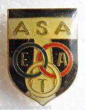 PINS MILITAIRE ASA EAT SPORT ARMEE Original vintage