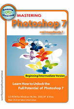 Learn Adobe Photoshop 7 Training