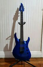 Jackson Pro Series HT-6 Chris Broderick in Metallic Blue