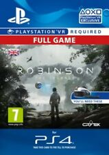 Robinson: The Journey VR Full Game PS4 SAME DAY DESPATCH