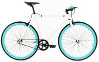 Golden Cycles Fixed Gear Single Speed Bike Bicycle Heaven 41 45 48 52 55 CM New