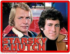 1970's Starsky & Hutch Tv Show Refrigerator / Tool Box Magnet