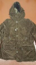 NWT $3000 GOLDEN GOOSE CORDUROY JACKET REMOVABLE GOOSE DOWN LINER JACKET M L
