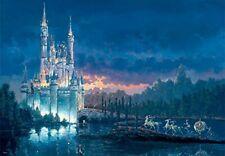 1000 piece jigsaw puzzle Cinderella moment Away (51x73.5cm)