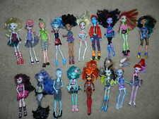 Huge Mattel Monster High Doll Lot Dolls Boy Dolls