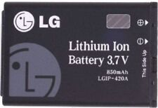 Wholesale Lot of 21 New Oem Lg Lgip-420A Battery for Ux280 Ax300 Ax380 Ax500