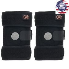 d7524784a9 Knee Brace Plus Wrap around to Fit Large Legs Adjustable All Sizes XL-3XL 2