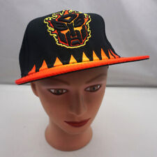 Transformers Hat Black Kids Size Stitched Snapback Baseball Cap Pre-Owned ST215