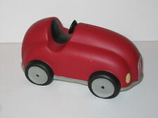 New ListingPottery Barn Kids Red Ceramic Car~Automobile Slotted Bank