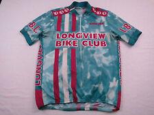 Hombre Pearl Izumi Carrera ciclista Maillot de talla M Alta Visibilidad Amarillo