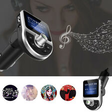 Wireless Bluetooth Hands-free Car Charger USB 2.0 87.5 FM Transmitter MP3 Player