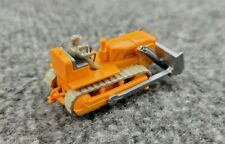 VINTAGE WIKING BULLDOZER 1:87 SCALE DIECAST PLASTIC  GERMANY