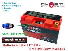 Batteria Energysafe Est12b-bs Ducati Multistrada DS 1000 2003-2006
