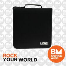 UDG U9979BL Ultimate CD Wallet Holds 128 CDs or DVDs - Black U-9979 U9979