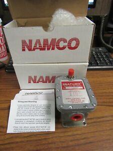2-NAMCO SNAP-LOCK LIMIT SWITCH 990-30045 (NIB)