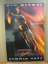 Vintage XXX Vin Diesel 2002 poster movie 3466