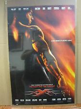 Vintage XXX Vin Diesel 2002 poster movie 3466