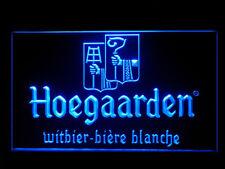 J582B Hoegaarden Belgium Beer For Pub Bar Display Light Sign