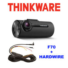 THINKWARE F70 + Kit de cableado, frontal 1080P Dashcam, 8 GB, Sensor G, SONY CMOS