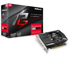 Asrock Phantom Gaming Radeon RX550 2GB GDDR5 Graphics Card