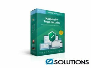 Kaspersky Total Security Premium 3 Device 2 Year License Key 2021