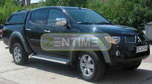 Bandes de Protection pour Mitsubishi L-200 L200 4 2006- Pick-Up