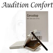 pare cérumen cérustop, cerustop, C-stop pour appareils audio Phonak/Unitron
