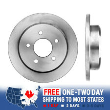 54103 Town Car RK Front Brake Rotor set For 03-09 Ford Crown Victoria Mercury