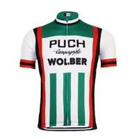 Retro 1981 Puch Campagnolo Wolber Vintage Cycling Jersey