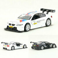 1:42 BMW M3 DTM(E92) Racing Car Model Alloy Diecast Toy Vehicle Gift Pull Back