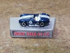 New ListingCs Shelby Limited Edition 85th Birthday Shelby Cobra 427 S/C 1:64 Scale Blue