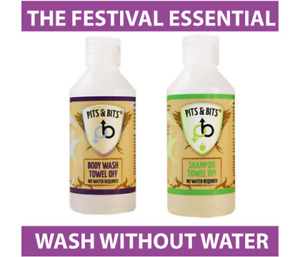 Shewee Pits And Bits Camper Pack - Festival Essentials