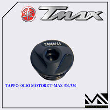 TAPPO RACING OLIO MOTORE NERO PERFORMANCE1 TM003 YAMAHA T-MAX 500  TMAX 500
