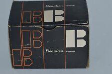 Banc macro Beaulieu  4008ZM  special  Optivaron 6-66mm