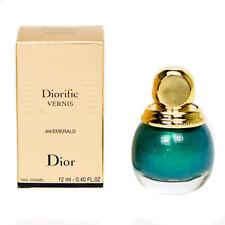Dior Diorific Vernis Emerald No. 809 Precious Rocks 2017 Holiday Nail Lacquer