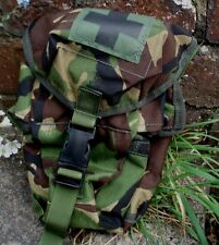 British Army Field Medic Trauma Pack DPM Belt Kit Pouch Bag Bergen Webbing NEW