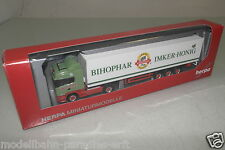 "Herpa 1:87  156622 Scania R 09 TL KoSZ ""Wandt / Bihophar Honig"" OVP(EH4886)"