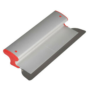 Drywall Skimming Blade Stainless Steel Compound Smoothing Tool Knife Extruded US