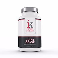 Joint Co-Op Sore Knee and Joint Health Support Remedies Relief Pure Fish Oil