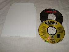 Galaxy of Games Gold Edition (PC, 2001) & CD Deluxe Pack Version 1 (PC)