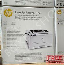 BRAND NEW HP LaserJet Pro M404dw Printer (W1A56A)