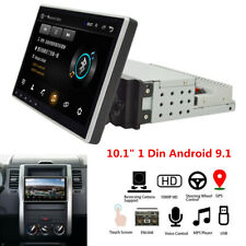 "10.1"" 1Din Android 9.1 Quad-core 2+32GB Car Stereo Radio WIFI GPS DVR MP5 Player"