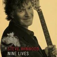 """STEVE WINWOOD """"NINE LIVES"""" CD NEW"""