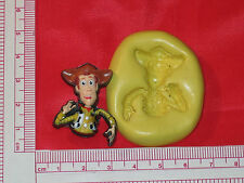 Toy Cowboy Character Silicone Mold #167 Cake Chocolate Candy Sugar Gumpaste